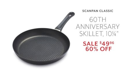 60% Off Scanpan Classic from Sur La Table