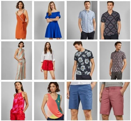 Pride-Perfect Outfits from Ted Baker London