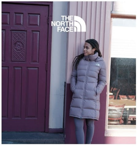 Insulated Jackets for your Getting Out from The North Face