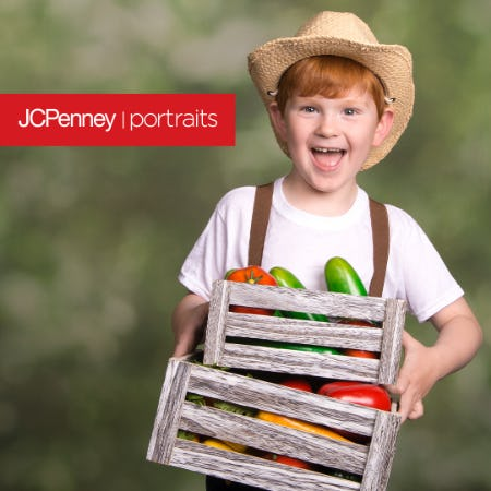 Locally Grown Photography Event from JCPenney Portraits