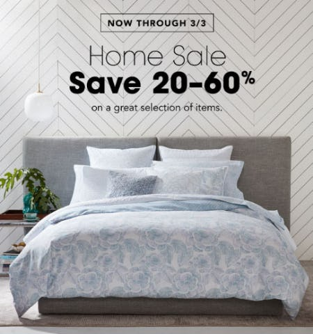 20-60% Off Home Sale
