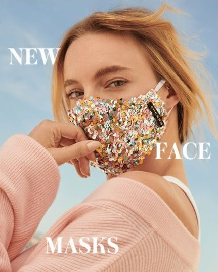 New Face Masks from Bloomingdale's