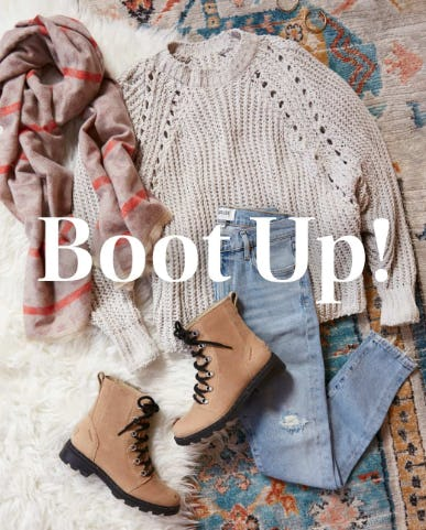 The Boots You Need this Season from Evereve