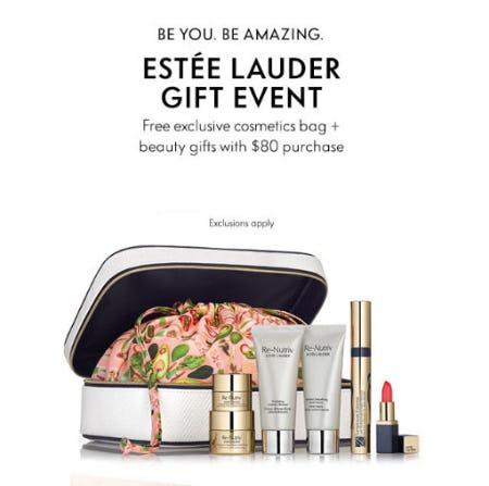 Estée Lauder Gift from Neiman Marcus