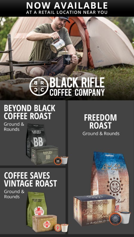 Black Rifle now Available at Cabela's from Cabela's
