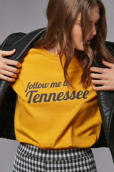Follow Me To Tennessee Tee