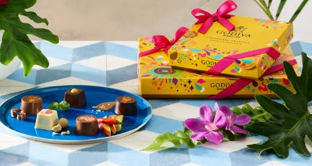 NEW Festival Collection from Godiva Chocolatier