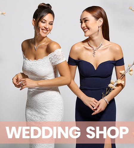 VISIT THE WEDDING SHOP