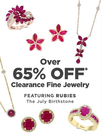 Over 65% Off Clearance Fine Jewelry from Lord & Taylor