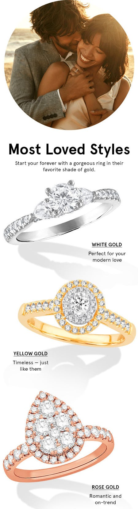 Top-Rated Bridal Rings They'll Love from Kay Jewelers