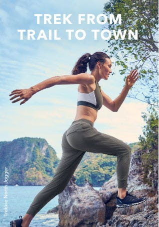 New Styles For All Your Adventures from Athleta