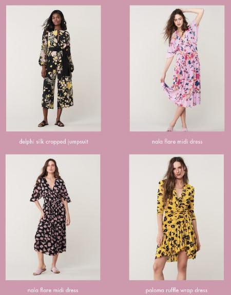 Floral Fever from Diane von Furstenberg