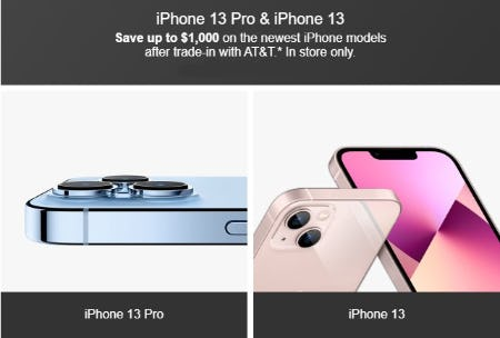 Save Up to $1,000 on The Newest iPhone Models from Target