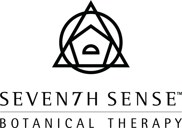 Seventh Sense Botanical Therapy Logo
