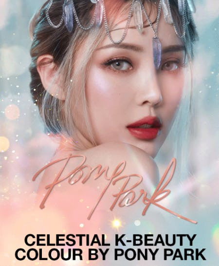 Our New Celestial Collection from MAC Cosmetics