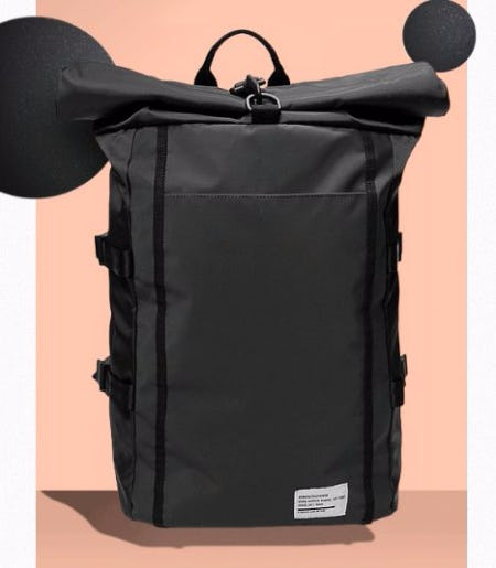 The Sleek, Modern Backpack