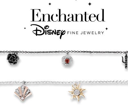 Enchanted Disney Monthly Reveal: Charms from Zales