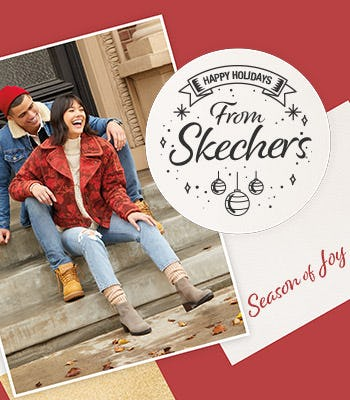 BOGO 50% OFF FOOTWEAR, APPAREL, AND ACCESSORIES! from Skechers
