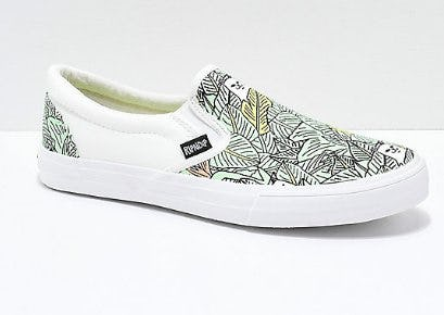 RIPNDIP Slip-On Nermal Leaves Shoes from Zumiez