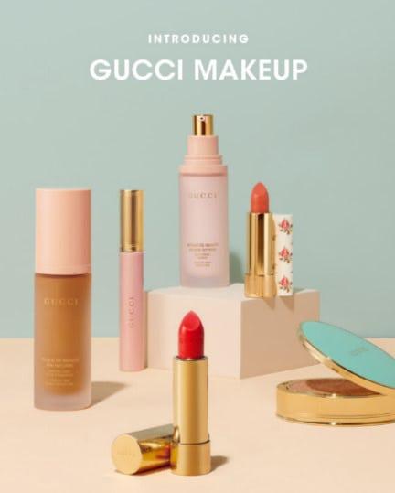 Introducing Gucci Makeup