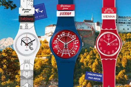 Swatch Loves Austria from Swatch