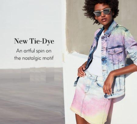New Tie-Dye from Neiman Marcus