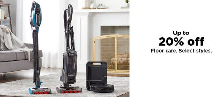 Up to 20% Off Floor Care from Kohl's
