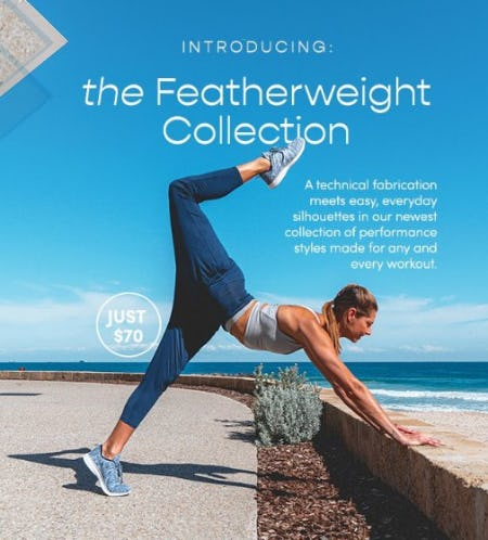 Introducing: The Featherweight Collection