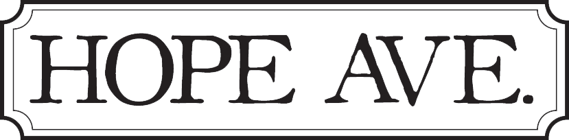 Hope Ave. Logo