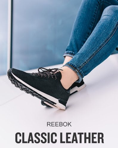 Reebok Classic Leather from Finish Line