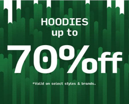 Up to 70% Off Hoodies from Zumiez