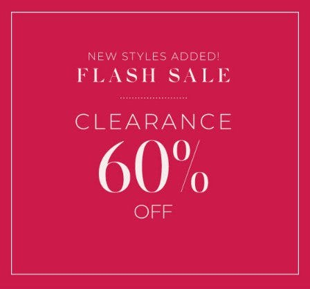 Clearance 60% Off from Lane Bryant