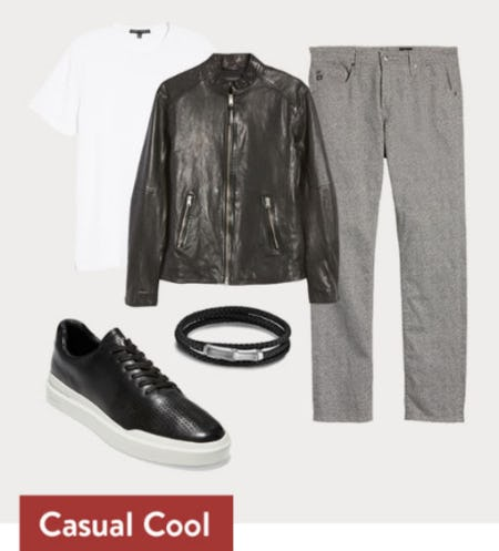 Casual Cool from Nordstrom