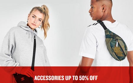Accessories Up to 50% Off from Finish Line