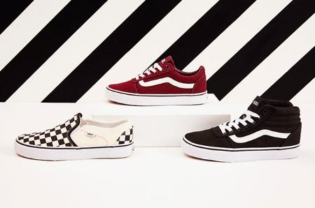 Classic Vans Sneaker from DSW Shoes