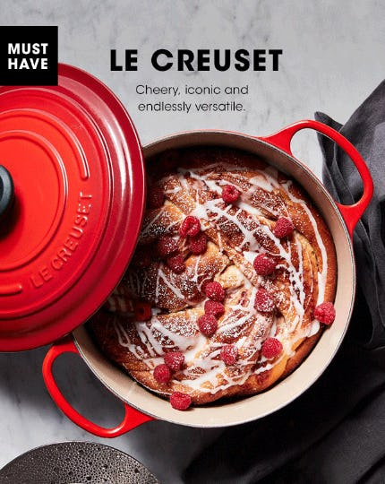 The Kitchen Must-Have: Le Creuset from Bloomingdale's
