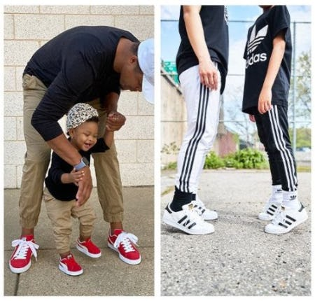 Lace Up Dad's Style