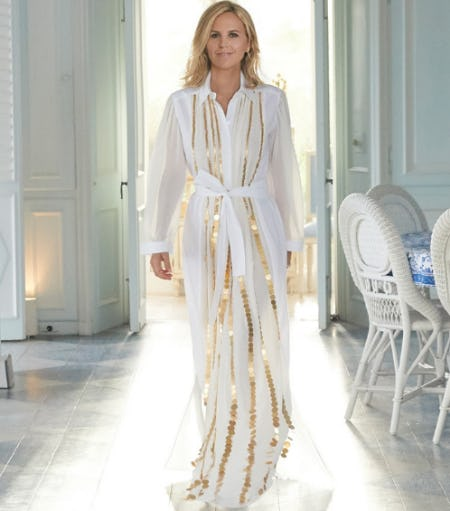 The Summer Whites from Tory Burch