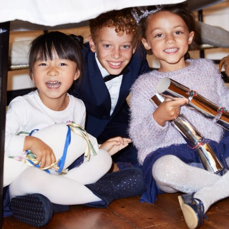Kids Holiday Partywear from H&M