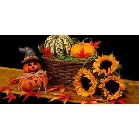 halloween fest craft show
