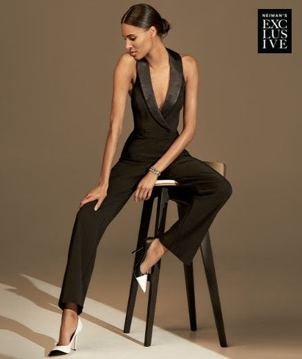 Your Evening Jumpsuit from Neiman Marcus