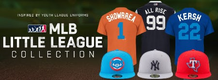 MLB Little League Collection