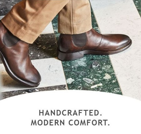 Handcrafted Shoes with Versatility, Style & Comfort from ECCO