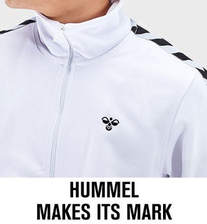 Introducing Hummel from Foot Locker