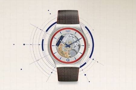 Meet the ²Q Watch from Swatch