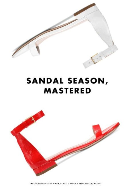 The Sandal Everyone Loves from STUART WEITZMAN