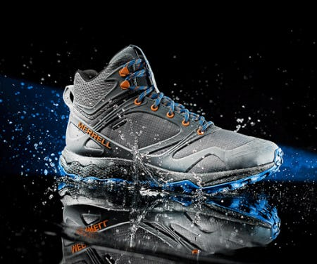 The Waterproof Collection from Merrell