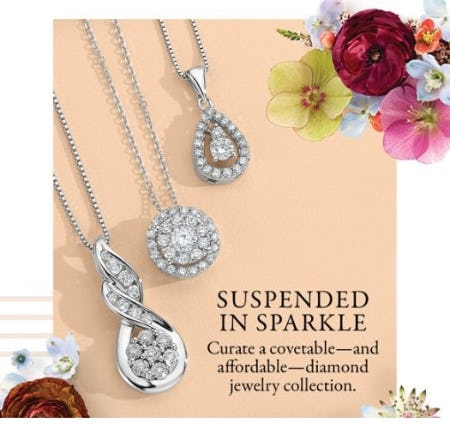 The Diamond Jewelry that's Right for You from Fink's Jewelers