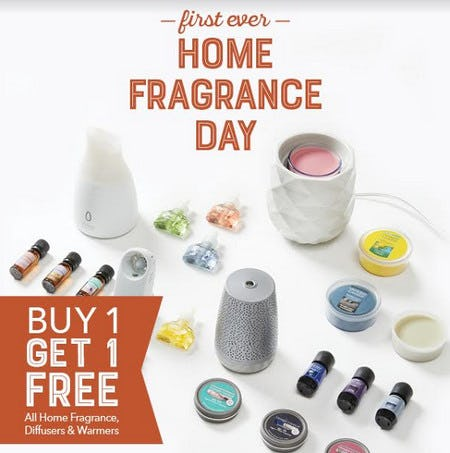 First Ever Home Fragrance Day at Yankee Candle! from Yankee Candle