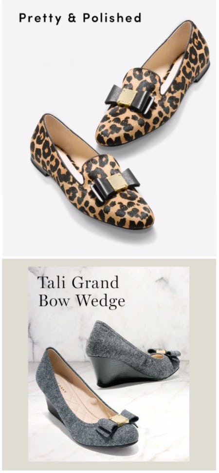 New Wedges and Flats